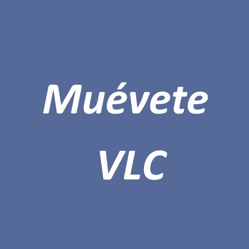 Muévete VLC icon