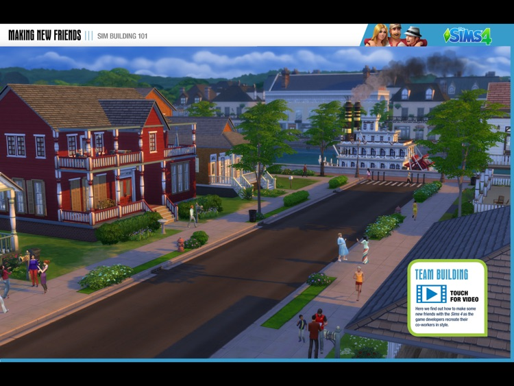 LAUNCH DAY APP: THE SIMS 4 screenshot-4