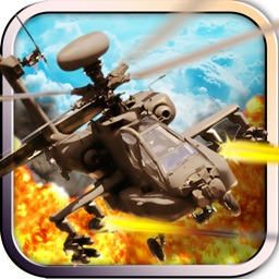 Helicopter War Game - Best free multiplayer shooter
