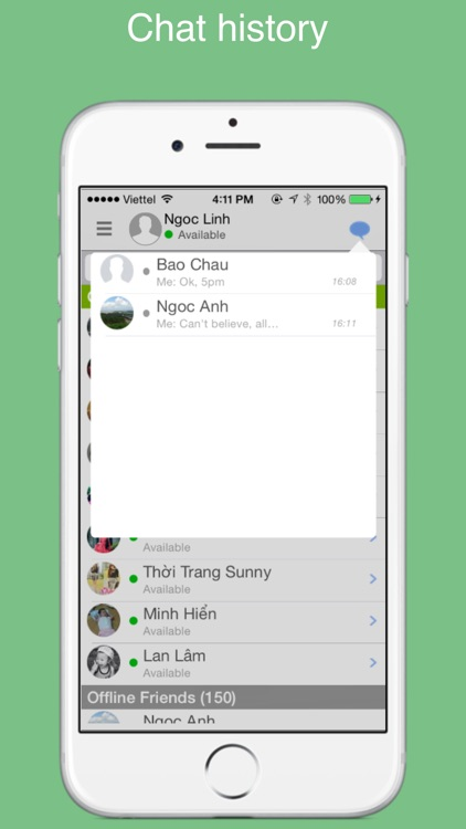 yaChat for Yahoo chat messenger and free call