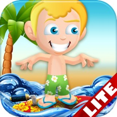 Activities of Turbo Minion Surfers and the Dash to Outrun Sea Dragons LITE - FREE Game