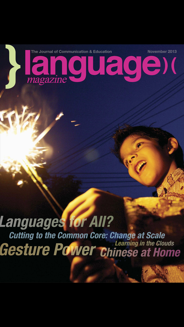 Language Magazine: how to learn and practice language