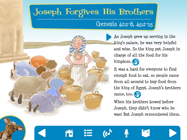 My First Hands-On Bible: God's Family Promises screenshot-4