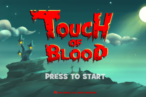 Touch Of Blood - náhled