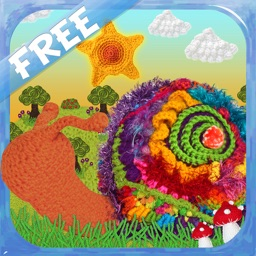 Loopy Lost His Lettuce HD - FREE - Educational Book & Game For Kids With Handmade Crochet