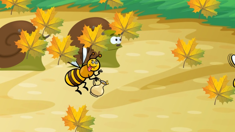 Insects and Bugs for Toddlers and Kids : discover the insect world ! screenshot-2