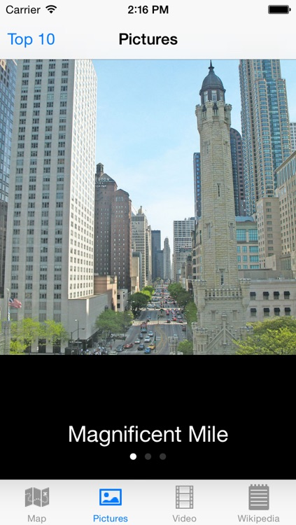 Chicago : Top 10 Tourist Attractions - Travel Guide of Best Things to See screenshot-1