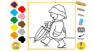 T'choupi  - Joue avec les couleurs