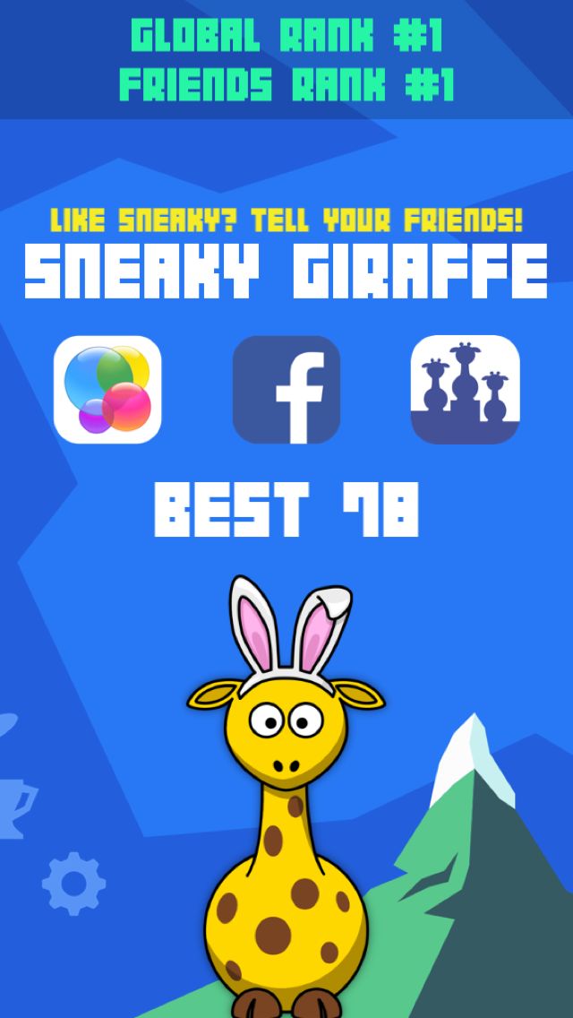download Sneaky Giraffe - The Endless Fun & Cute Reflex Twitch Adventure apps 4