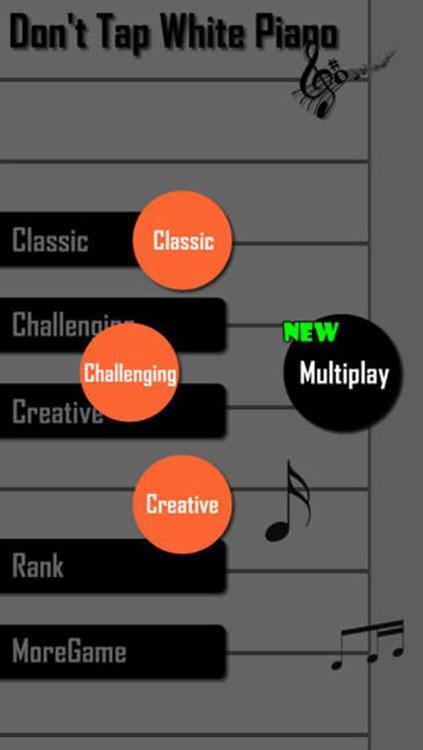 Multiplayer for White tiles
