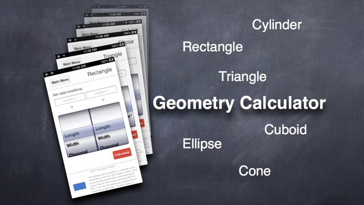 Geometry-Calculator
