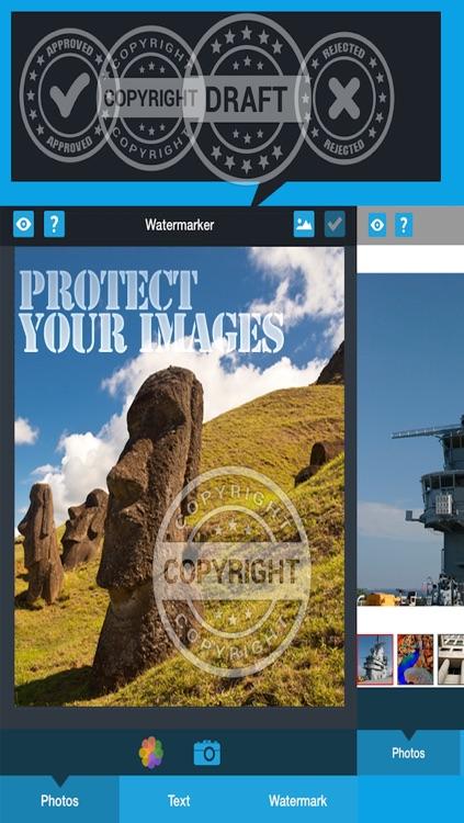 Easy Watermark Photo Editor Lite
