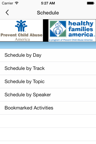 The National Conference for America's Children screenshot 4