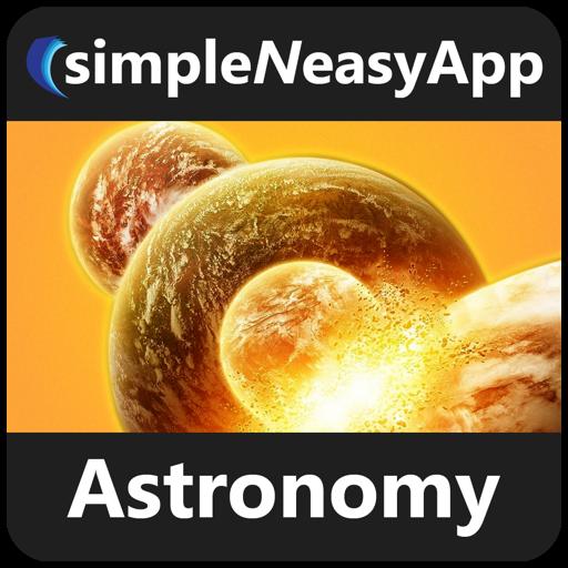 Astronomy - A simpleNeasyApp by WAGmob