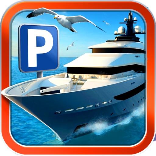 3D Boat Parking Simulator Game - АвтомобильГонки ИгрыБесплатно.