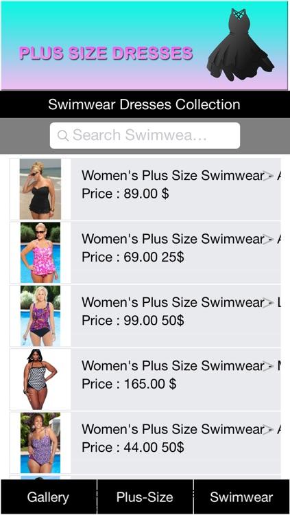Plus Size Dresses screenshot-3