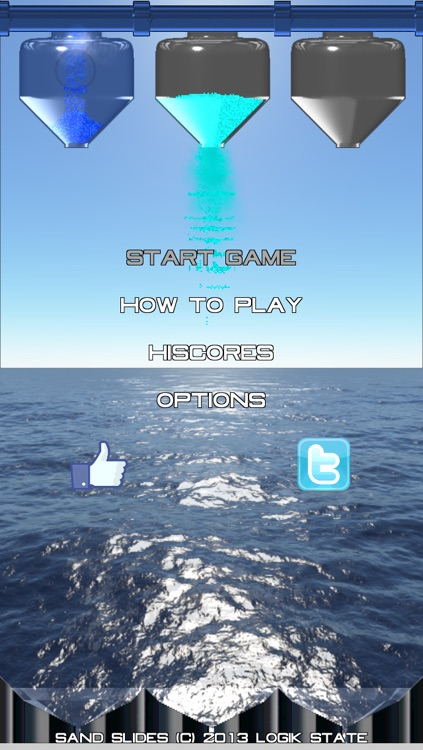 Sand Slides - Falling Sand Game. Draw Doodle's to Beat the Sandman in this Addicting Zen Sandbox Puzzle Game screenshot-3