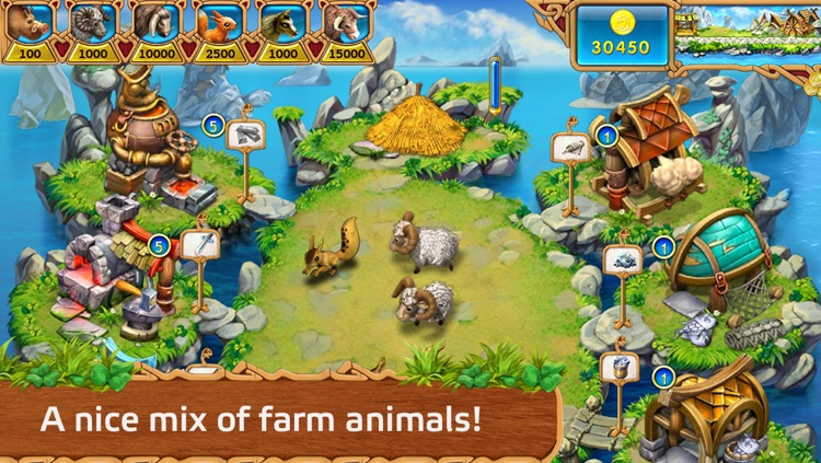 Farm Frenzy: Viking Heroes (Free)