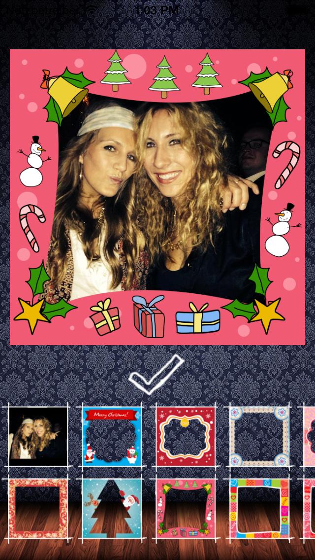 Frame my photo: デジタルフォトフレーム、グリーティングカード。メリー·クリスマス!のおすすめ画像4