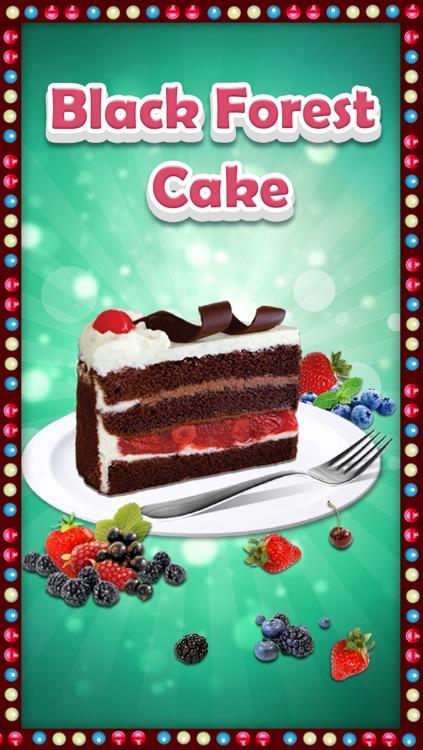 Cake Maker - Cooking Games