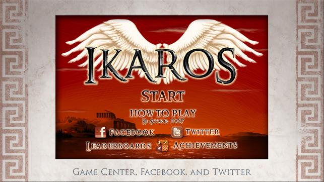 IKAROS HD Screenshot