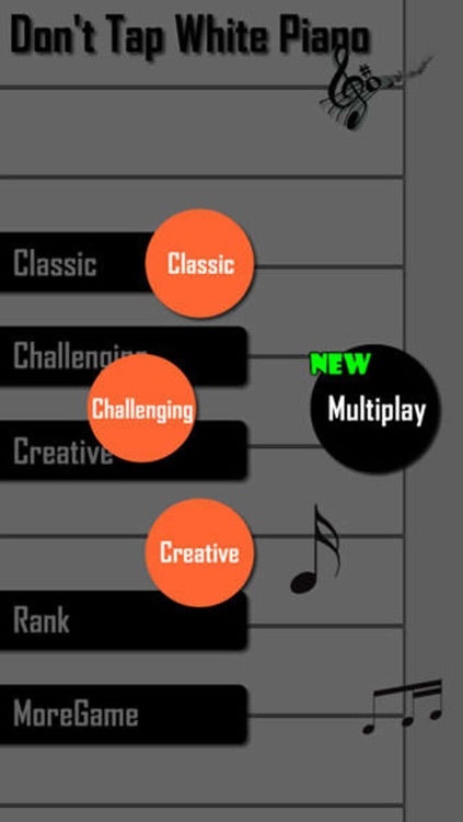 Multiplayer for White tiles