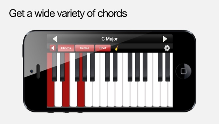 Piano Chords & Scales