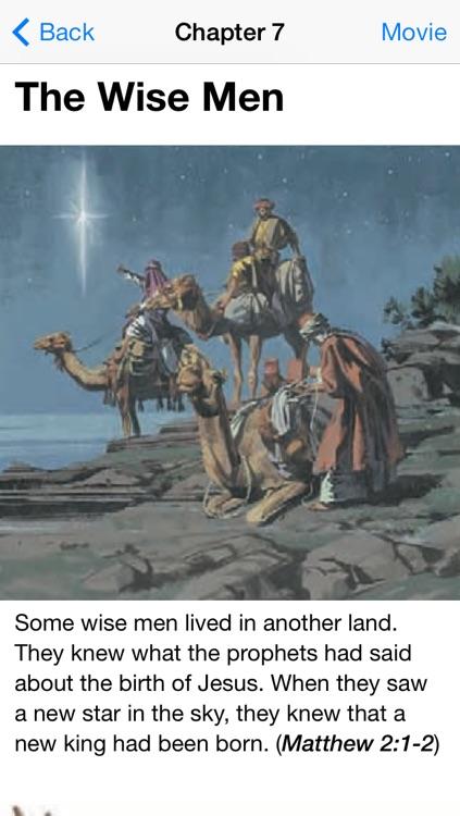Child Scripture Stories