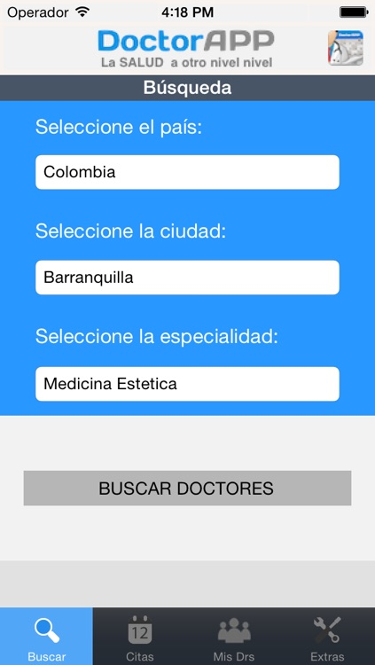 DoctorAPP, SALUD a otro nivel screenshot-3