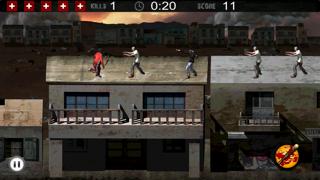 Undead Battle: Zombie Invasion! screenshot one