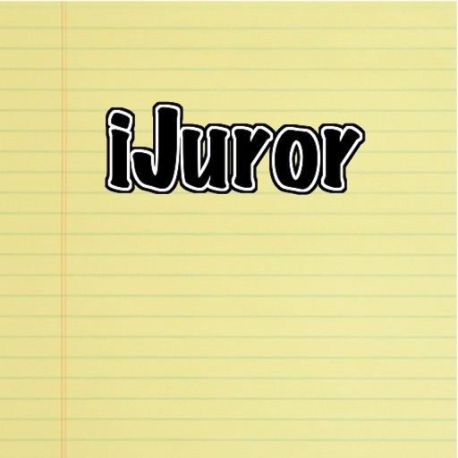 iJuror - Stickies