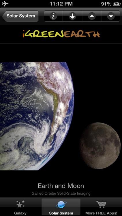 Space Wallpaper HD screenshot-3