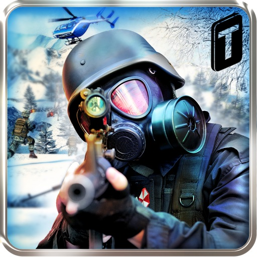 Mountain Sniper 3D : Frozen Frontier FPS