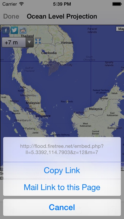 Ocean Levels screenshot-4