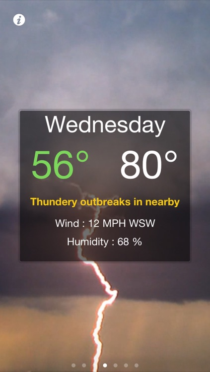 Weather Motion screenshot-3