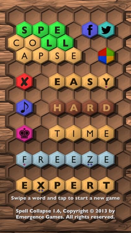 Spell Collapse screenshot-4