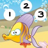 123 Counting Fish for Children: Learn to Count the Numbers 1-10