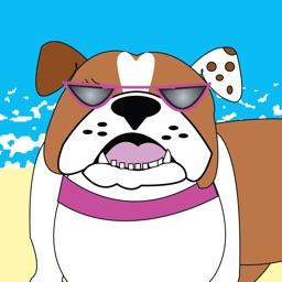 Cha Cha Goes To The Beach