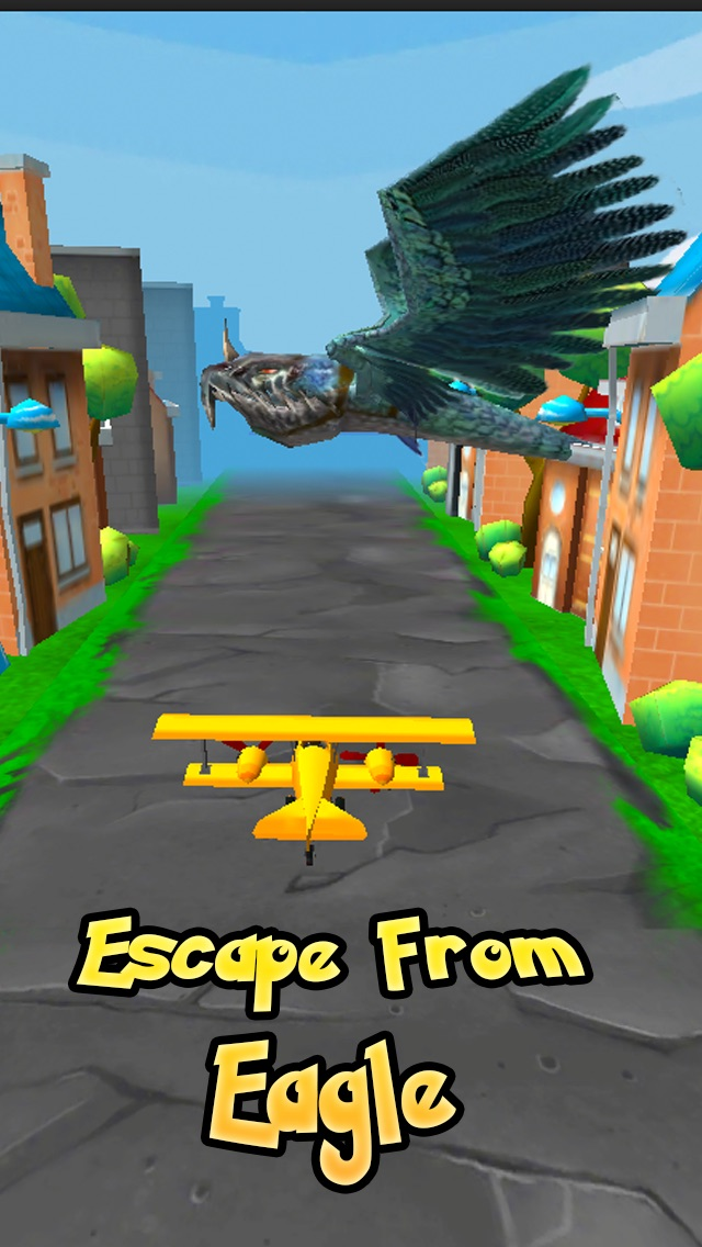Arcade Kid Runner - Endless 3D Flying Action with War Plane - Free To Play for Kids hack tool