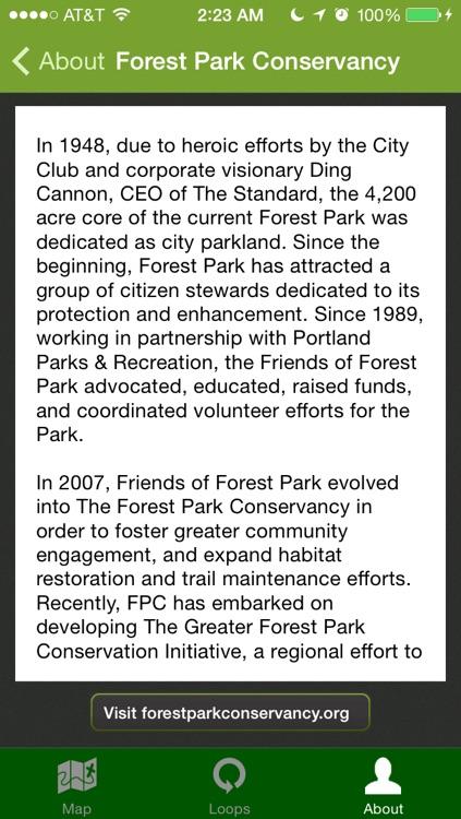 Forest Park PDX screenshot-4