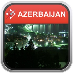 Offline Map Azerbaijan: City Navigator Maps