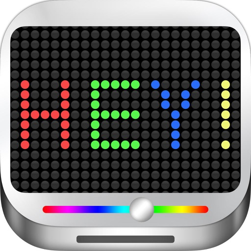 iLED Pro - Ultimate LED Banner App