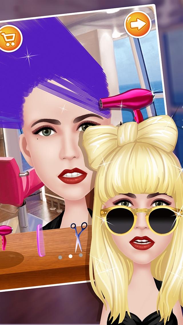 Celebrity Hair Salon™のおすすめ画像1