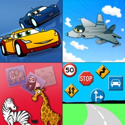 6-in-1 Matching Pack ft. Cars & Planes