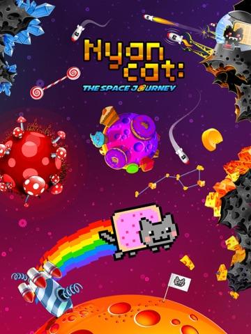 Nyan Cat: The Space Journey на iPad