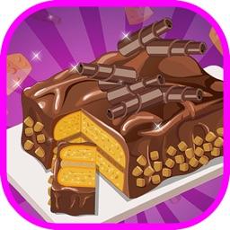 Cake Cooking Game