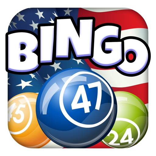 All-American Bingo Game: Fun Party in the USA Edition - FREE
