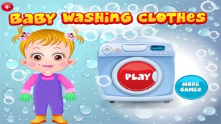 Baby Learn Washing Clothes-0