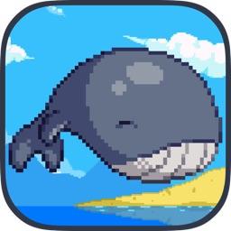 Floppy Whale!