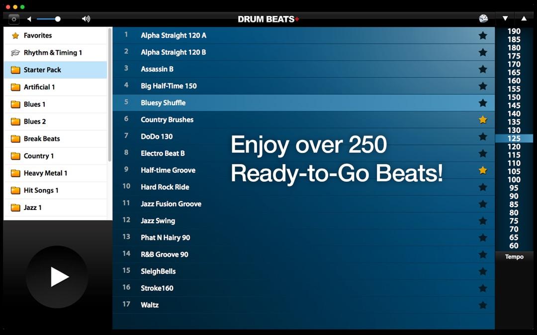Drum Beats+ (Rhythm Metronome, Loops & Grooves Machine